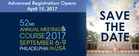 Annual Meeting Registration Opens April 15, 2017