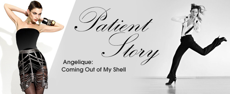 Angelique: Coming Out of My Shell