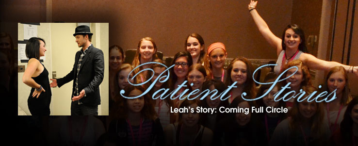 Leah's Story: Coming Full Circle